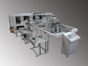 DLRB-801 Flexible Manufacturing System