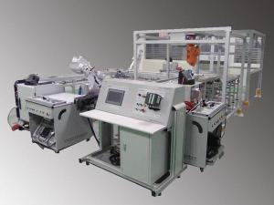Industrial Robot Packaging Handling System for Candy