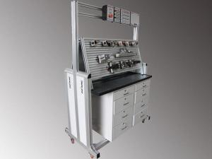 PLC Integrated Transmission Training System (Hydraulic and Pneumatic)