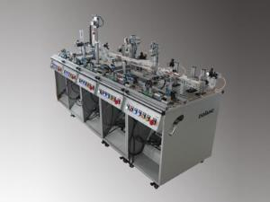 DLMPS-205 Modular Flexible Manufacturing System Trainer