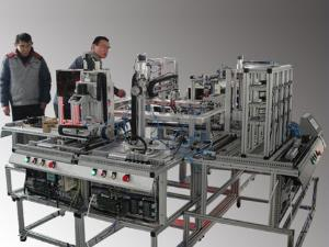 DLFMS-8000 Flexible Manufacturing System Trainer