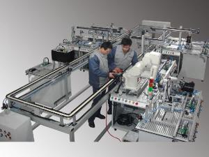 DLFMS-1601 Flexible Manufacturing System Trainer
