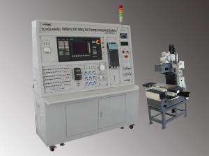 Intelligence CNC Milling Skill Training Assessment System