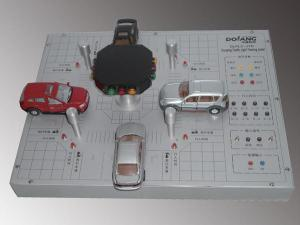 Crossing Traffic Light Training Model