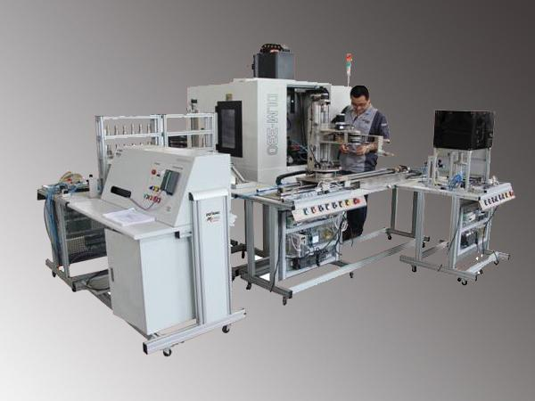 DLRB-501 Flexible Manufacturing System