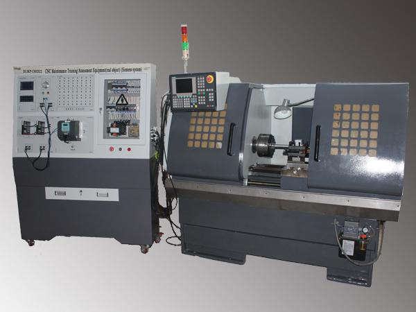 CNC Maintenance Training Assessment Equipment (Real Object, with Siemens System)